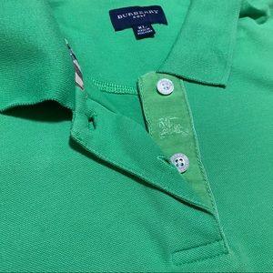 Burberry Golf Polo